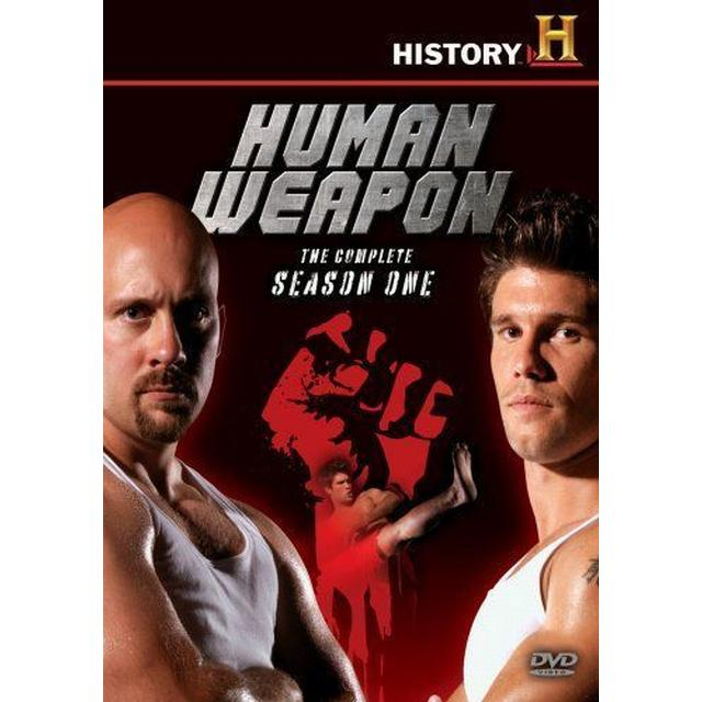 History Channel: Human Weapon - The Complete Season 1 [DVD] [Region 1] [US Import] [NTSC]